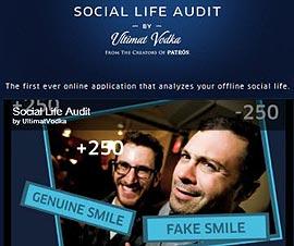 Social-Life-Audit
