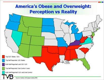 Obese-Map