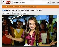 YoutubeMusic-Video