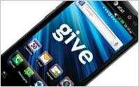 Smartphone-Give