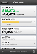 Finance: Mint for Intuit Personal Finance Group by Mint com