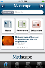 Medical: Medscape (WebMD) for Medscape by WebMD/Medscape 03