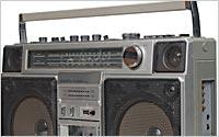 Radio-Boombox