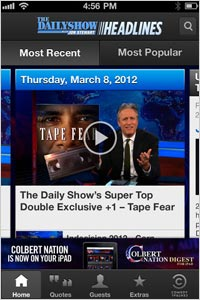The-Dailyshow-App