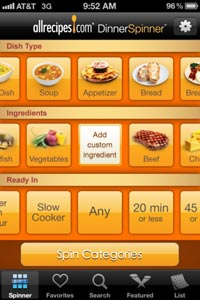 Allrecipes-App-B