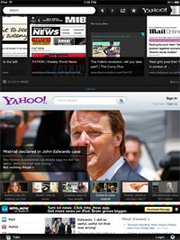 Yahoo-App