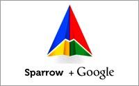 Sparrow-n-Google-A