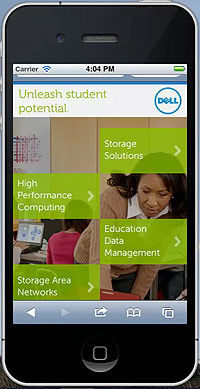 Smartphone-Dell-B