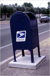 U.S.-mail-box