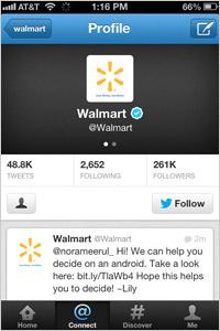 Walmart-App