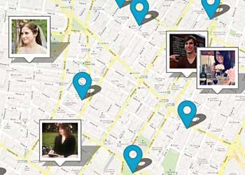 foursquare map