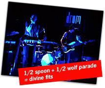 WolfParade
