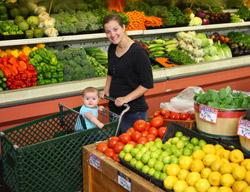 Woman-baby-supermarket-Shutterstock-B