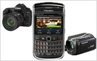 Collage-Phone-Camera-Camcorder