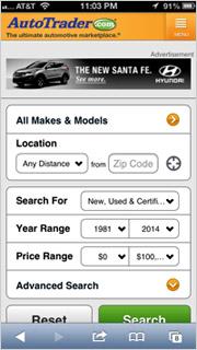 AutoTrader-App-B