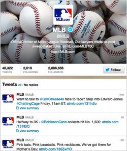 MLB-Twitter