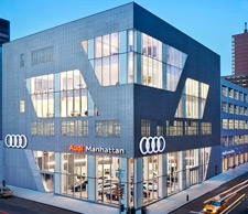 Audi-Dealership