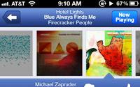 Pandora-app
