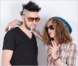 Girl-Guy-Hipster
