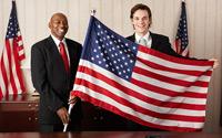 Politics-American-Flag