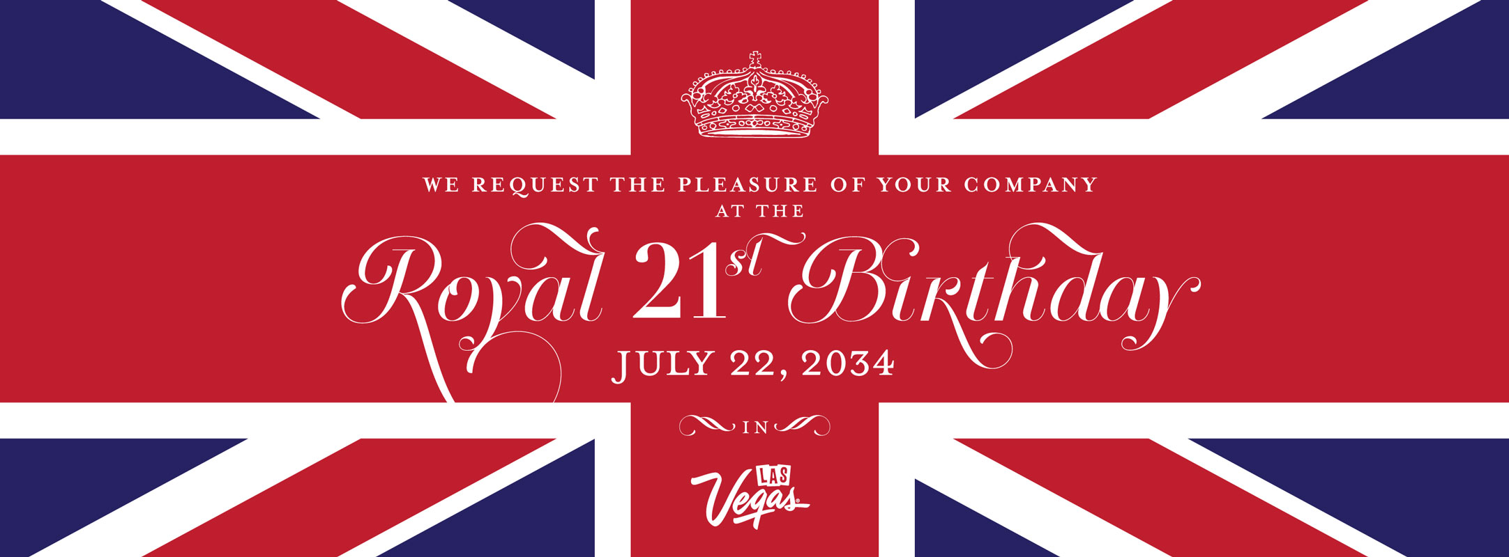 NEW! Las Vegas Plans a Party Fit For a Future King 08/05/2013