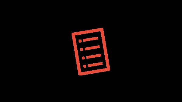 Icons Students Prescreen Form