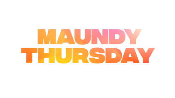 Menlo Maundy Thursday2021 Title Only