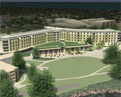 UW-Madison Lakeshore Residence Hall & Food Service Facility