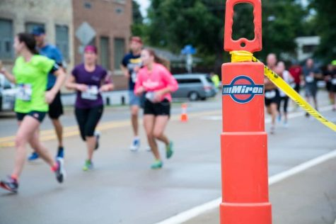 Marathon runners and Miron cone