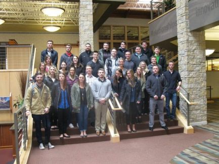 UWO Sales Class Field Trip 1