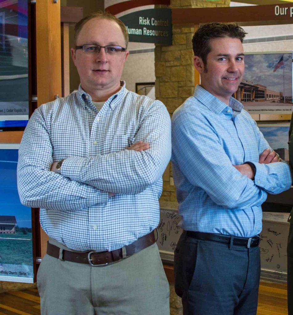 Jason Fuhrmann and Eric Marcoe
