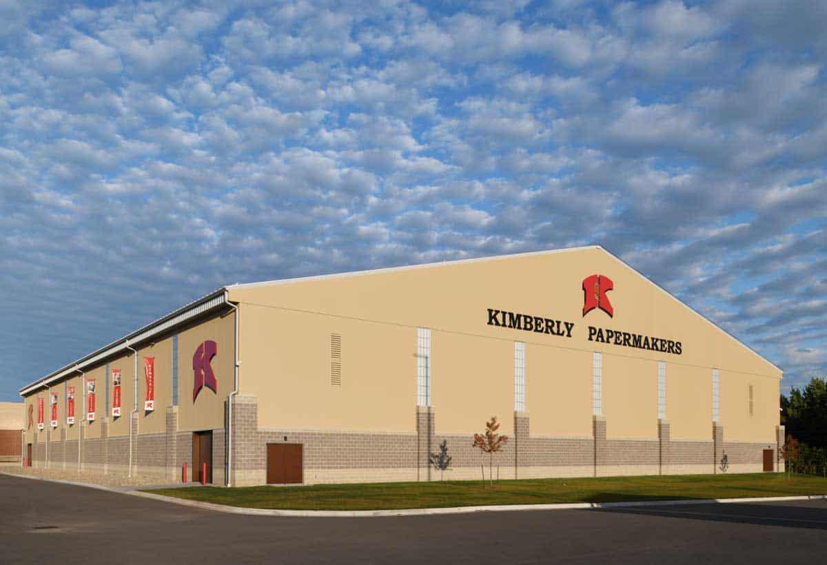 Kimberly Schools Indoor Multi-Purpose, Athletic Training, & Practice Facility