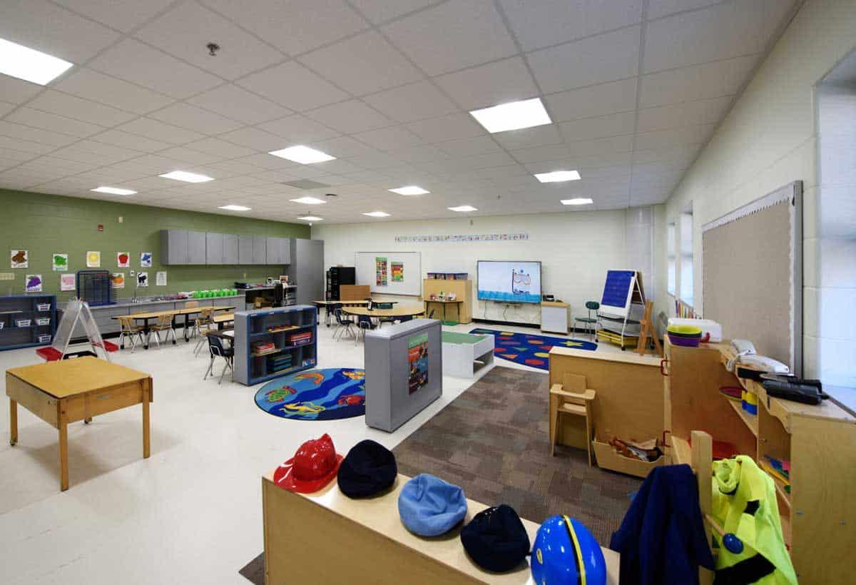 G.D. Jones Elementary School, Wausau