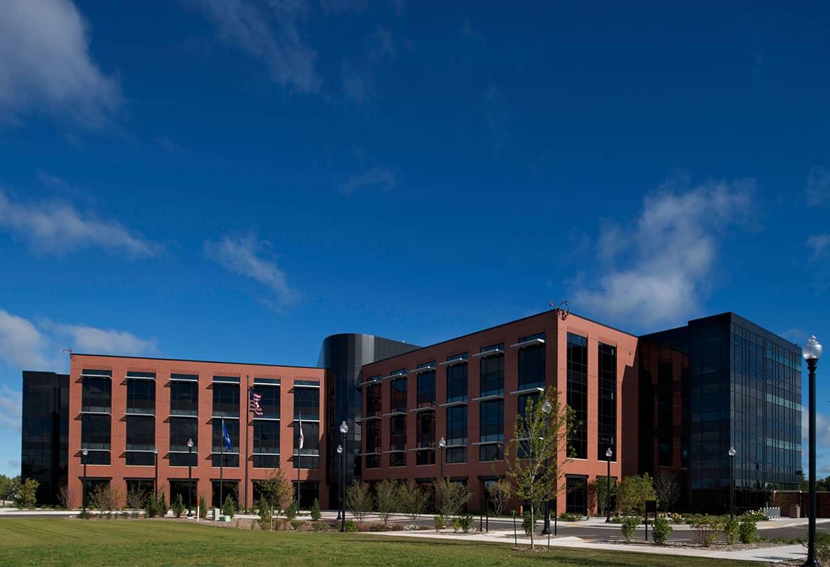 Miron Construction-Plexus Global Headquarters-1