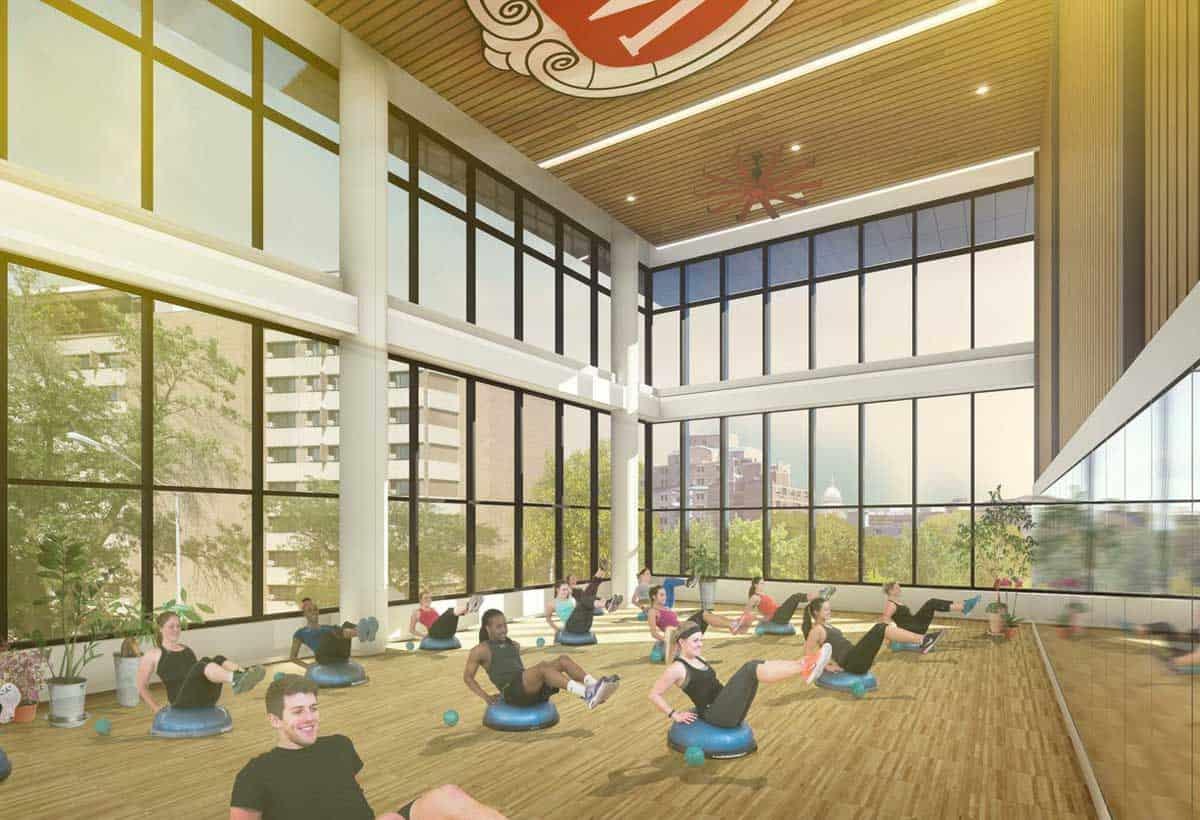 UW-Madison Southeast Recreational Facility (SERF)