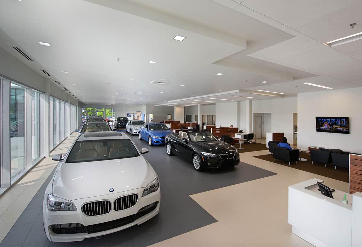 Bergstrom Enterprise BMW Dealership-4