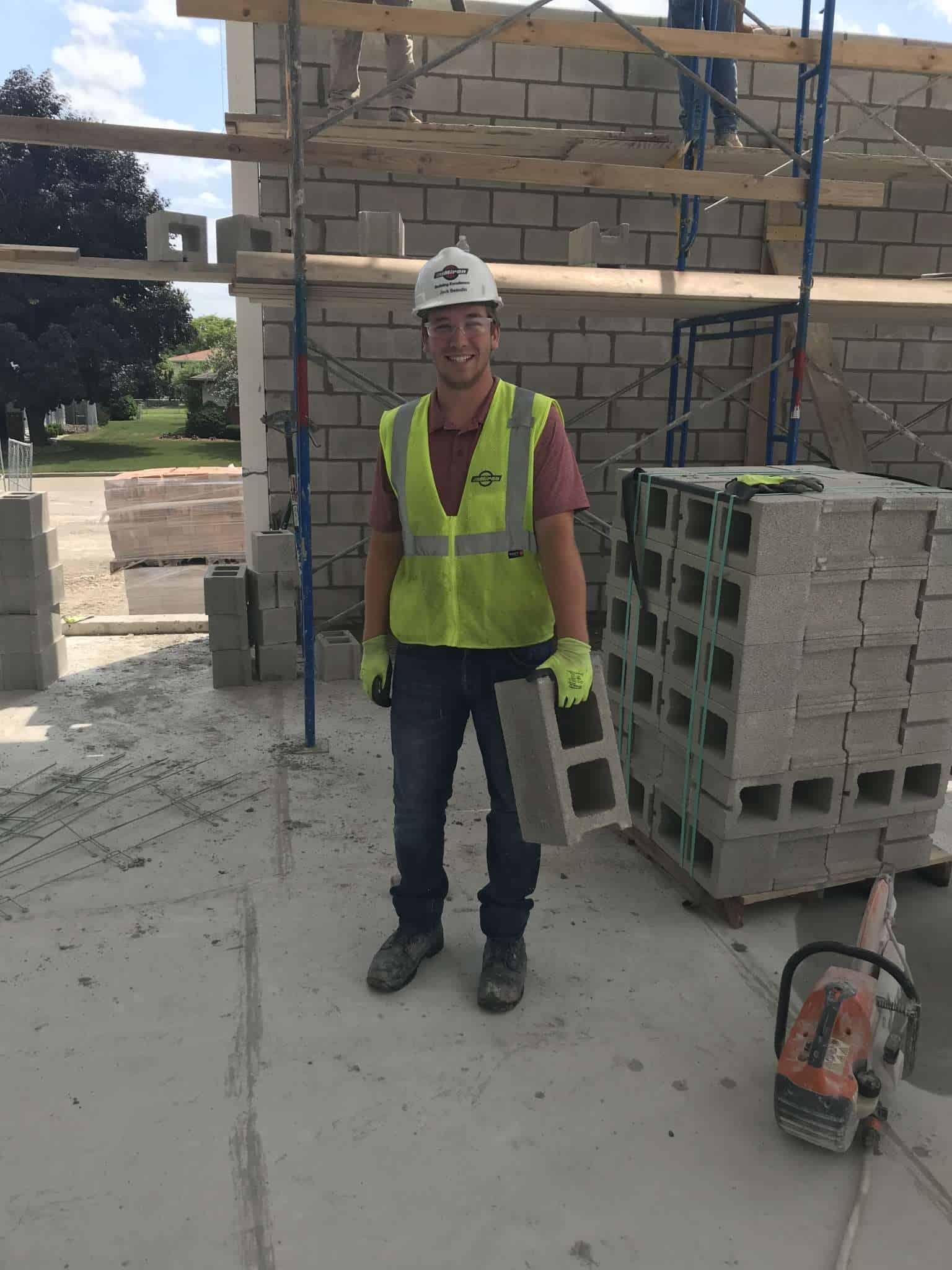 John Beaudin - Project Management Intern