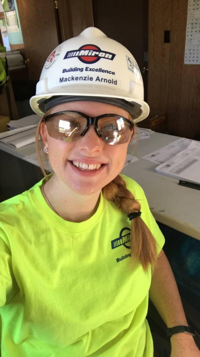 Mackenzie Arnold - Project Management Intern