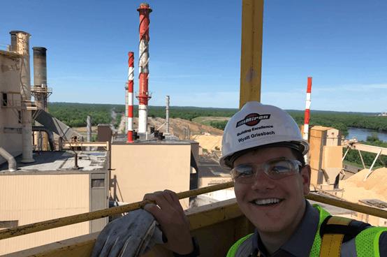 Wyatt Griesbach - Project Management Intern