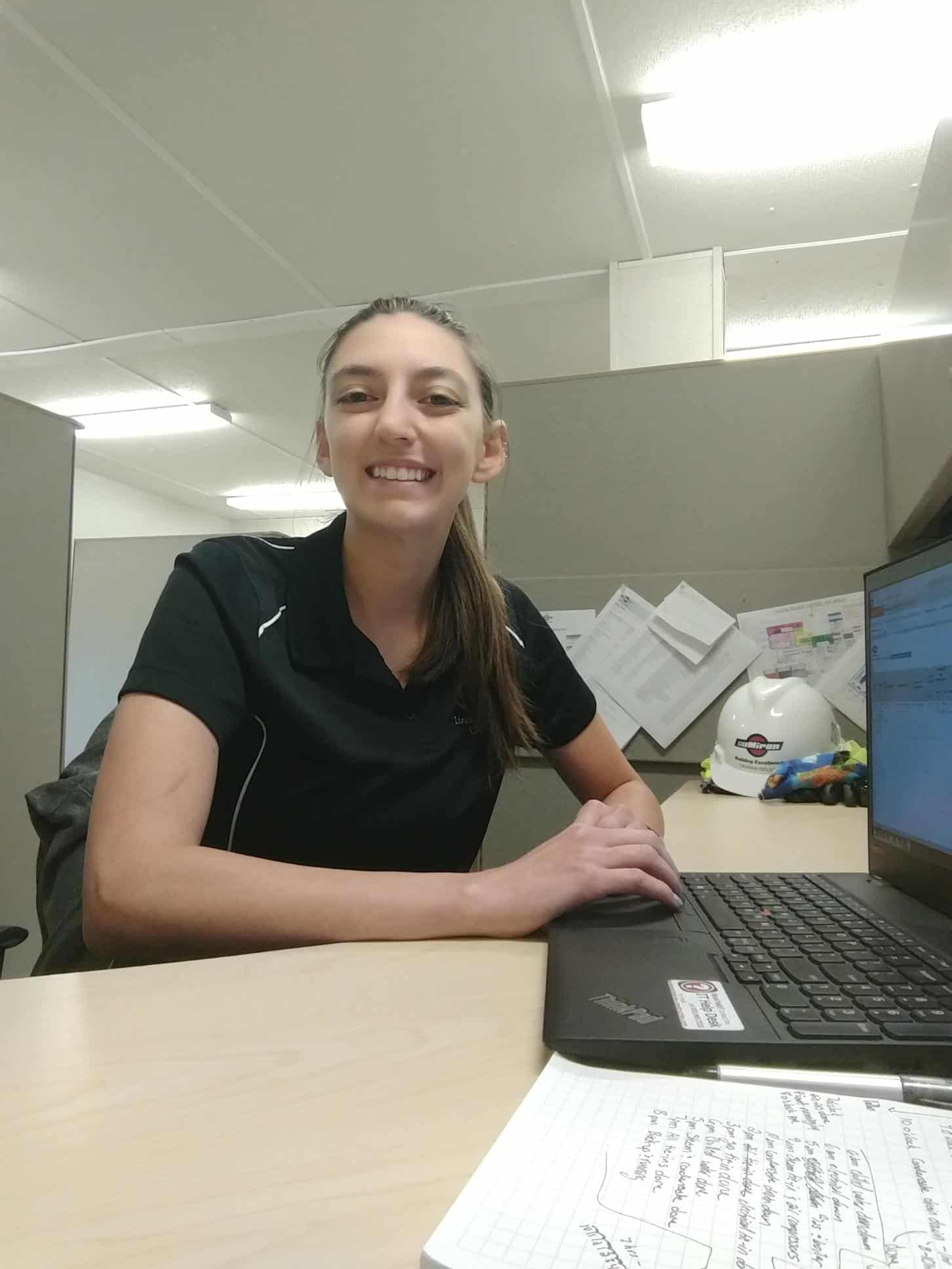 Deanna Nelson - Project Management Intern