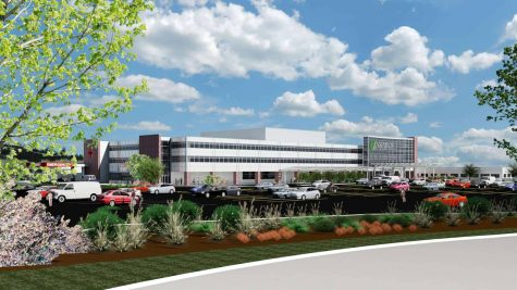 Aspirus Wausau Hospital West Entrance Rendering-1