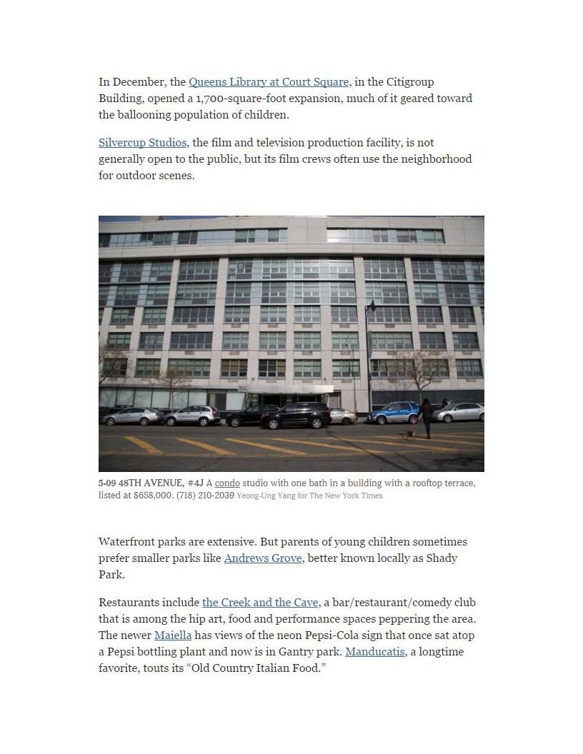 New York Times - Long Island City Fast-Growing, With Great Views - 02.10..._Page_6