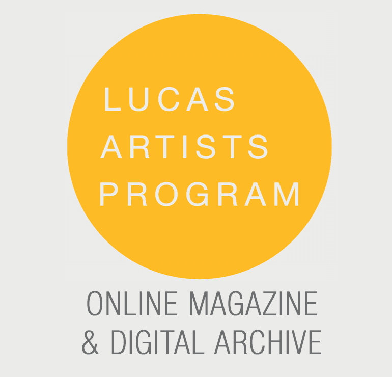 Lucas Artists Program Online Magazine and Digital Archive
