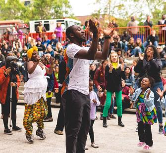 Afro Pop Dance