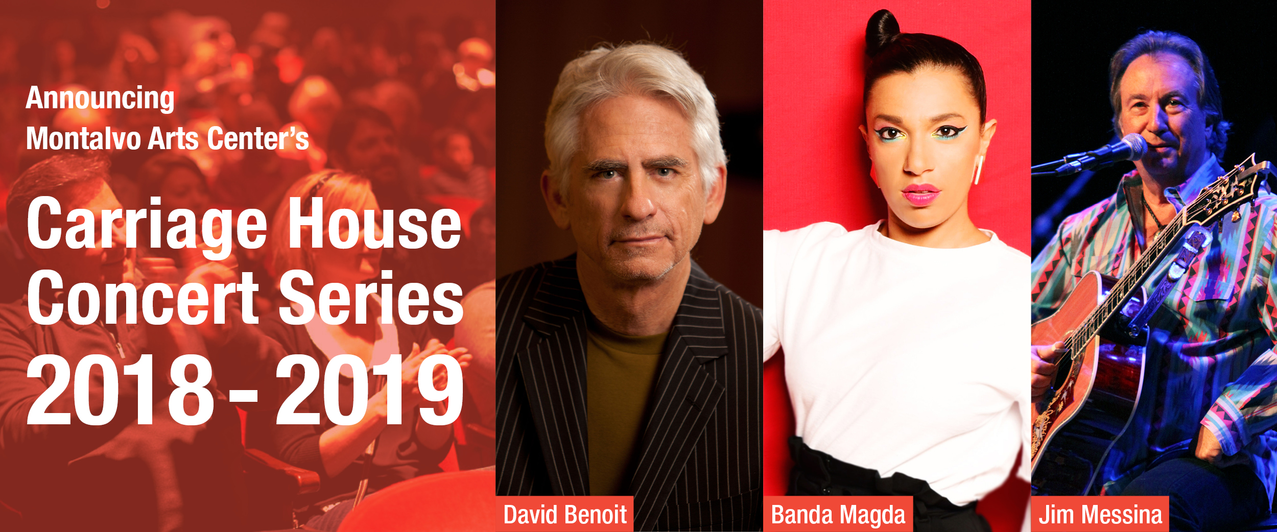 2018-2019 Carriage House Concert Series