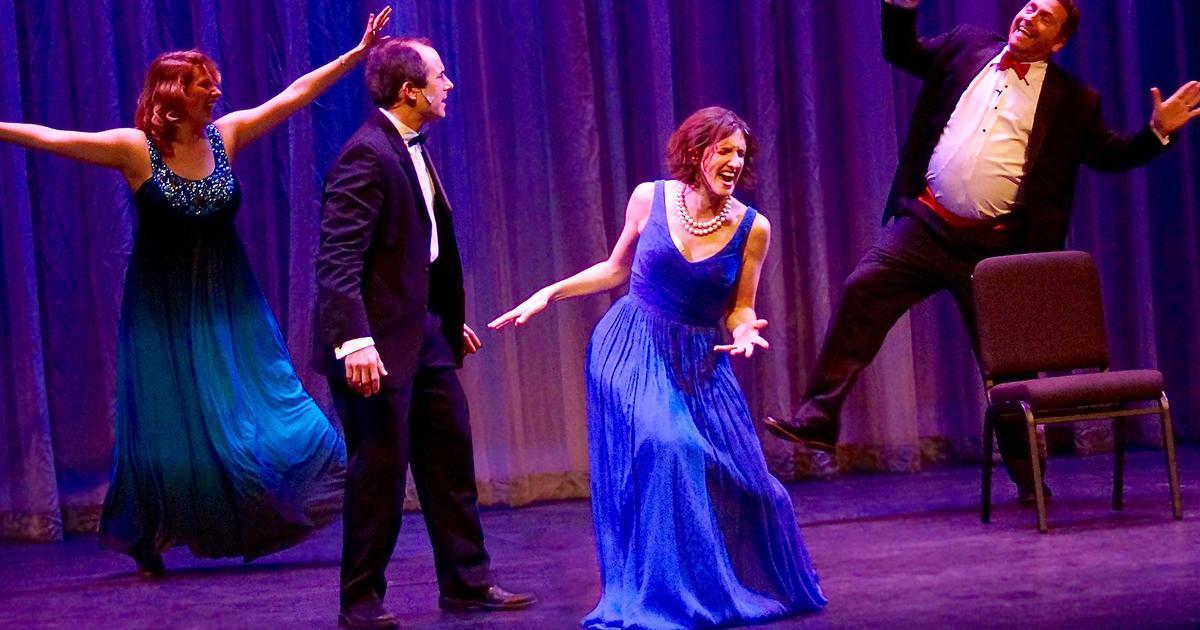 Broadway's Next Hit Musical & The Art of Improvisation