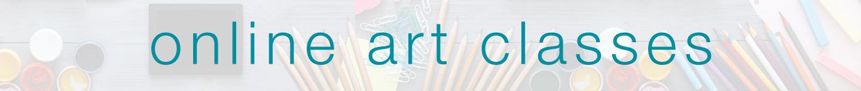 Online Adult & Teen Art Classes