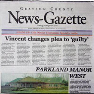Grayson County News Gazette: Contact Information