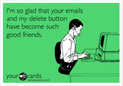 Journalist to PR Professionals: 10 things that get your emails deleted (almost) immediately (most of the time)