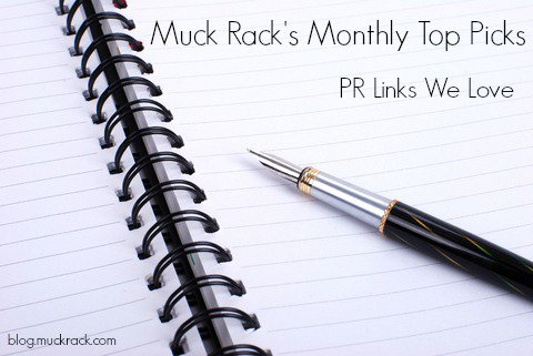 Muck Rack's monthly top picks: 5 links we loved in January